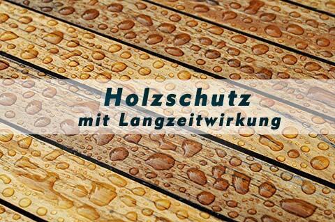 Holzschutz für fast alle unbehandelten Holzarten - laguz...