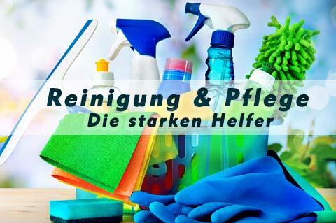 Reinigung & Pflegeprodukte von ILKA Chemie
