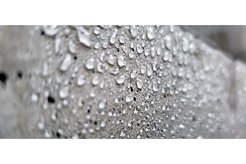 ILKA-Siloxan Anwendung 3: Steine und Beton imprägnieren