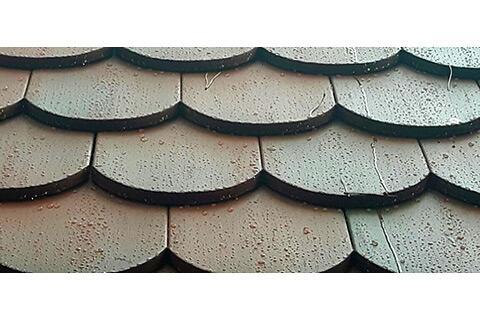 ILKA-Siloxan Anwendung 1: Dachziegel imprägnieren