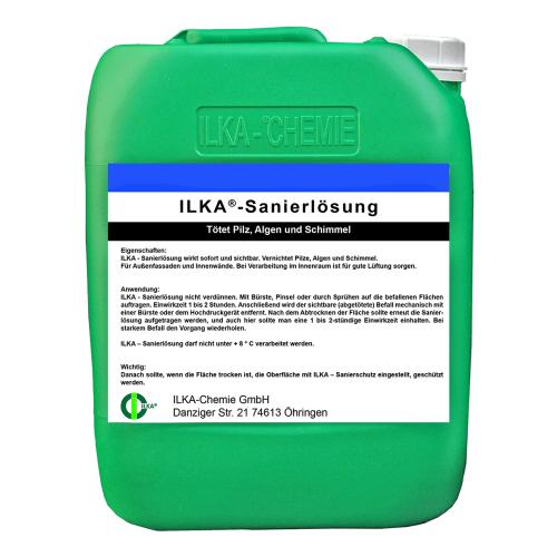ILKA®-Sanierlösung 10 ltr