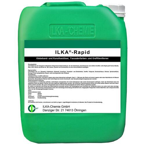 ILKA®-Rapid 120 ltr